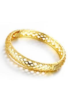 Xandy 18K Gold Plated Bangle
