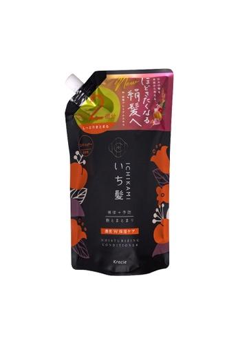 Kracie Kracie ICHIKAMI Moisturing Conditioner 680ml (Orange) Refill (KRAC-721686) 968D5BE88206D7GS_1