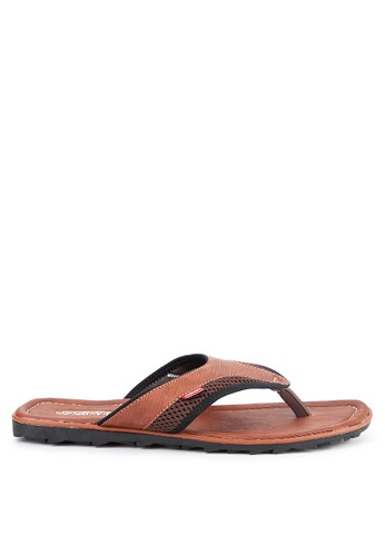 CARVIL brown Carvil Sandal Movic-01M CFF4ESH426F68BGS_1