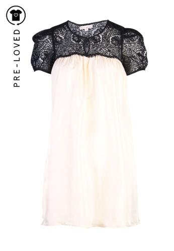Fleur Wood pink Pre-Loved fleur wood Lingerie Dress 1C71CAA96375B2GS_1