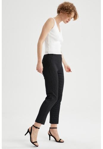 DeFacto black Woman Woven Trouser 68FEAAAA6C953CGS_1
