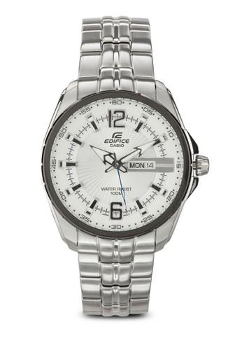 EF131D-7AV 銀 不銹鋼男士手錶esprit hk分店, 錶類, 飾品配件