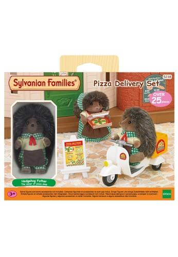Sylvanian Families multi Sylvanian Families Pizza Delivery Set C95E0KCB703388GS_1