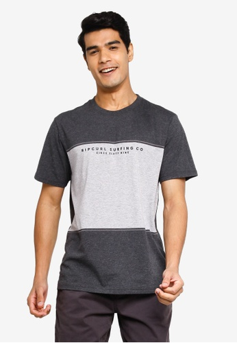 Rip Curl grey Section VaporCool Tee 0AAC0AA001901AGS_1