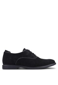 8efc05a050 ALDO black Talind Lace Up Shoes 43FBASH17333CEGS 1