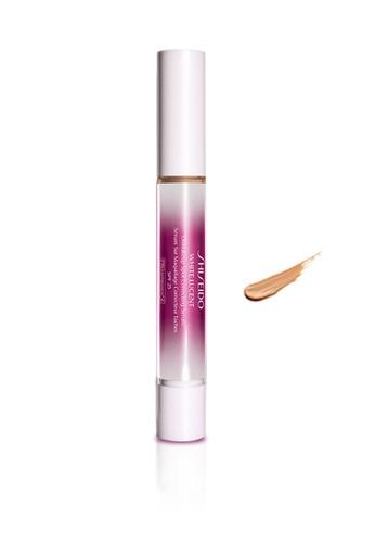 Shiseido beige Shiseido White Lucent OnMakeup Spot Correcting Serum (Medium) 4ml SH514BE0GMG7SG_1