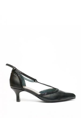 Ohrelle black Jaya Closed Pointed Heels OH449SH29NMKPH_1