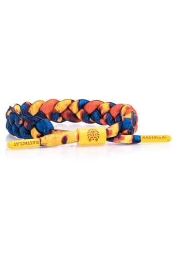 Rastaclat multi Rastaclat Braided Bracelet: Eruption 7953BACA31D45FGS_1