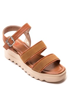 Christy Wedge Sandals