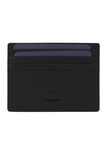 Bric's black BRIC'S Cervino RFID Slim Card Holder (Black) 8A135AC393C9B2GS_1