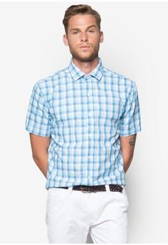 Check End-On-End Shirt
