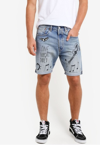 Buy Levis 501 Day 2017 Limited Edition 501 Ct Shorts Zalora Hk
