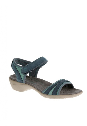 55a8d54c0015 Shop Hush Puppies Womens Athos The Body Shoe Sandals Online on ZALORA  Philippines