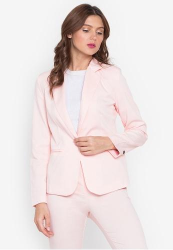 Lady N pink Julie Blazer 623EDAA2678D23GS_1