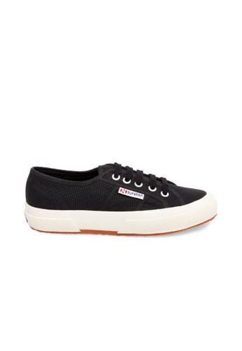 Superga black Lace up Sneakers 59014SH7C3F40CGS_1