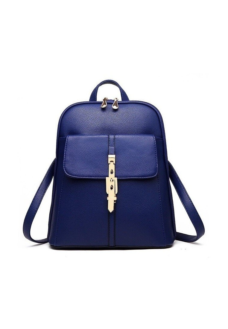 KL16003 Casual Leather Backpack