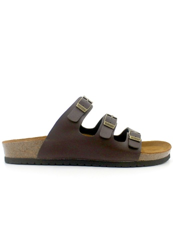 SoleSimple brown SoleSimple Ely - Brown 2CA84SH7A1E0FDGS_1