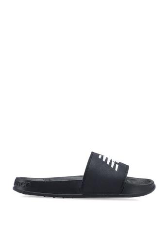 New Balance black Casual Lifestyle Sandals 7502FSHF336691GS_1