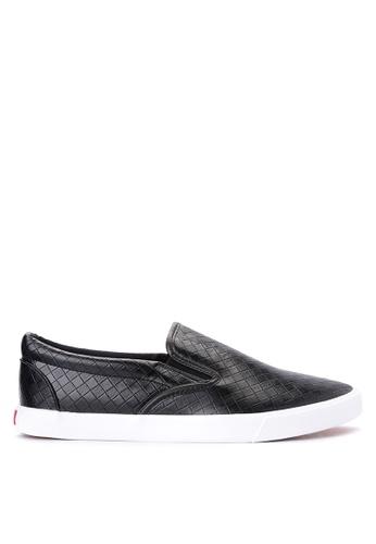 H2Ocean black Cornelius Sneakers H2527SH18MMJPH_1