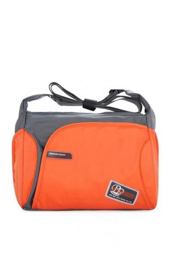 Stylebox orange Bobo SX28016 Messenger/Cross Body Bag B39ADAC84E9AE3GS_1