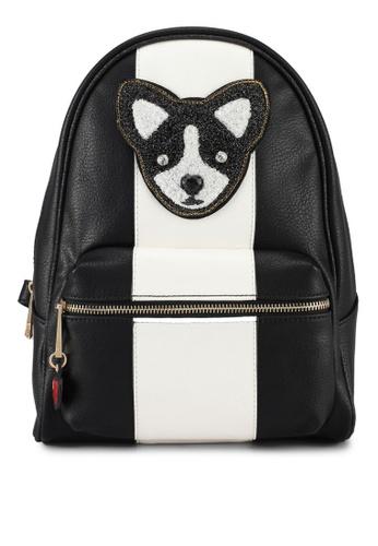 ALDO black and white Choredda Backpack ED5B2AC96C67C5GS_1