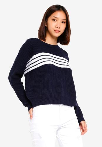 57b369408f6b Buy Hollister Core Crew Sweater Online on ZALORA Singapore