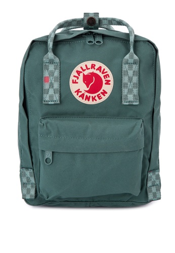 Fjallraven Kanken blue KÃ¥nken Mini Backpack FJ509AC0J2TRPH_1