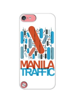 Manila Traffic Glossy Hard Case for iPod Touch 5th and 6th Gen