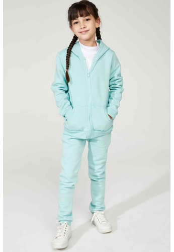 DeFacto blue Girl Trousers 23CD3KAB5E3636GS_1