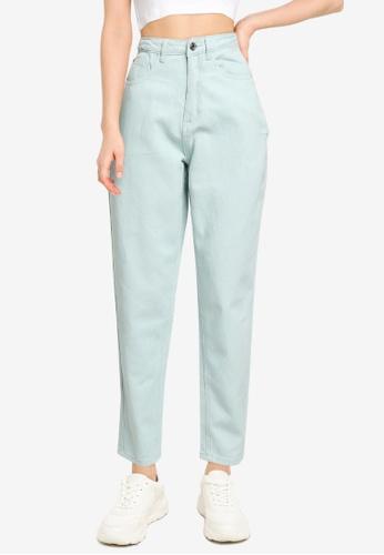 MISSGUIDED blue Riot Jeans B62ECAA1EA1C54GS_1