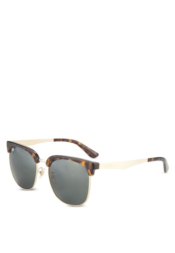 Ray-Ban brown RB3565D Sunglasses RA896GL76GSDMY_1