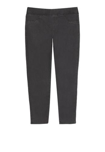LC Waikiki green Applique Pocket Jeans 49D9DAACC95008GS_1