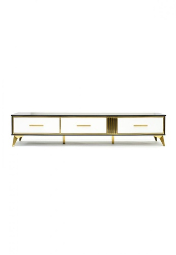 Choice Furniture gold Choice Furniture - Carita TV Sideboard 259D5HL2B7CB8BGS_1