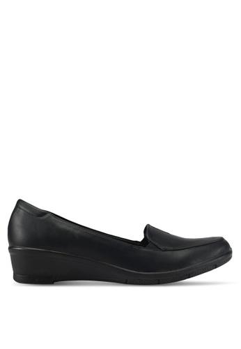 Bata black Feliss Shoes 4138BSH75BA74BGS_1