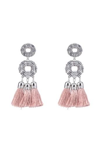 ALDO pink Carmosino Earrings 959EDACA62DCDAGS_1