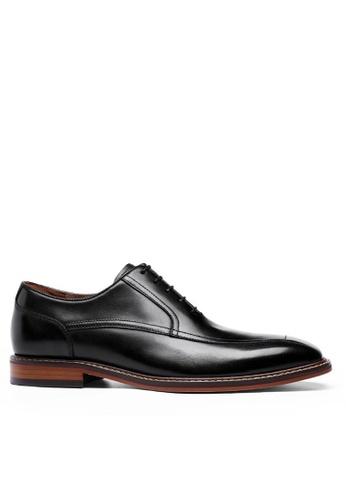 Twenty Eight Shoes black Cow Leather Classic Oxford DS6787 6CE2FSHC65B4BDGS_1