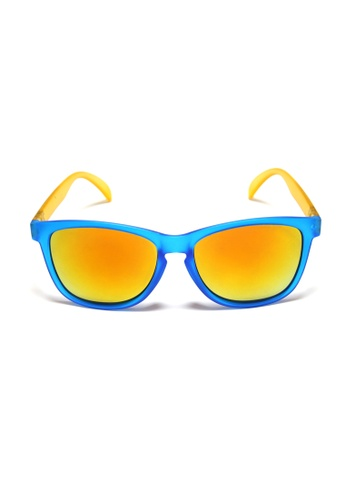 2i's to eyes yellow and blue 2i's Sunglasses - Troy 2I983AC71OZWHK_1