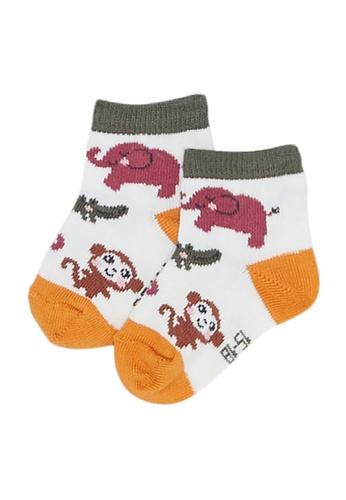 Du Pareil Au Même (DPAM) white Casual Socks A6A00KA3F2B027GS_1