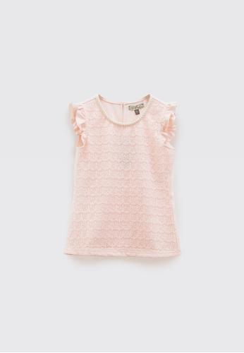 L'zzie pink LZZIE ROMITA TOP - PINK 5CE83AA3BA0976GS_1