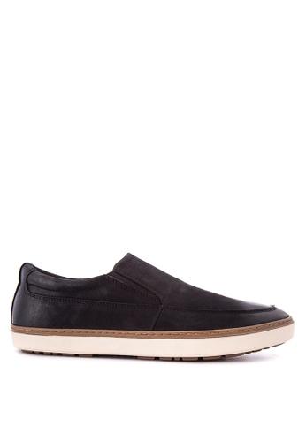 Mendrez black Hanson Loafers ME992SH0KG1QPH_1