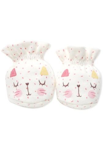 Organic mom pink Sleepy Kitten Socks (FALL/WINTER) 9C69FKA6C97D38GS_1