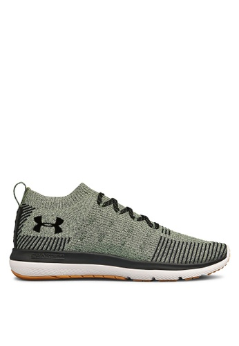 Under Armour green UA Slingflex Rise Shoes AD8FBSHC7B8A9FGS_1