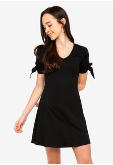 Shop ZALORA Pinafore Midi Dress Online on ZALORA Philippines 3257f4651
