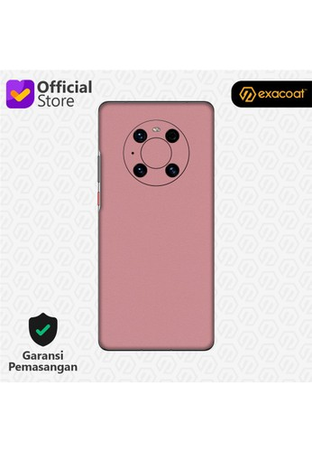 Exacoat Huawei Mate 40 Pro Skins Blush Pink - Cut Only C2A4DES5CA270FGS_1