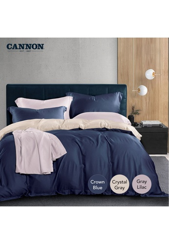 CANNON MADISON & CO. Marco - Bottega Gray Lilac (Fitted Sheet Set). 5DBACHL70B9ECDGS_1