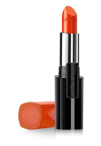 L'Oréal Paris orange L'Oreal Paris Infallible Le Rouge 421 Charismatic Coral 48F75BED06EEAAGS_1