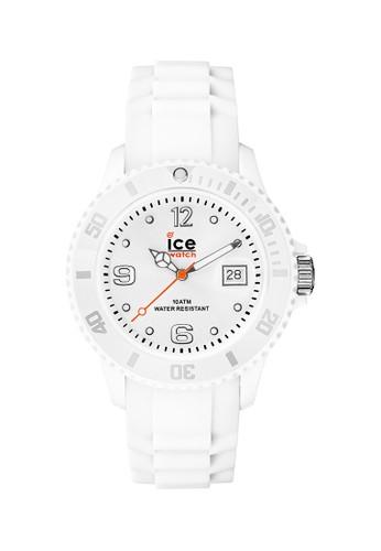 Ice Foresprit 高雄ever 永恆矽膠中性圓錶, 錶類, 飾品配件