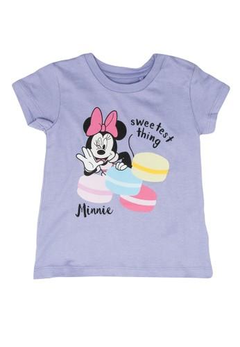 FOX Kids & Baby purple Short Sleeve Tee 925DFKA33A3F50GS_1