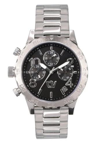 Christ Verra silver Casual Women's Watches CV C 71090L-11 BLK 24C67ACC32866FGS_1