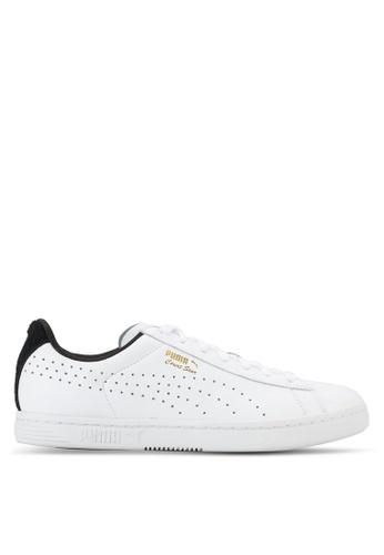 Puma white Court Star CRFTD Sneakers PU549SH18NDDMY_1